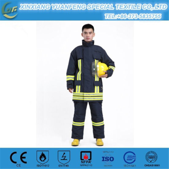 Hot Sale Wholesale Fire Retardant 100cotton Coverall for Men Working Safcoverety Coal Mine Coverall with Reflector pictures & photos