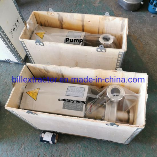 Stainless Steel 304/316L Square Housing Vacuum Pump