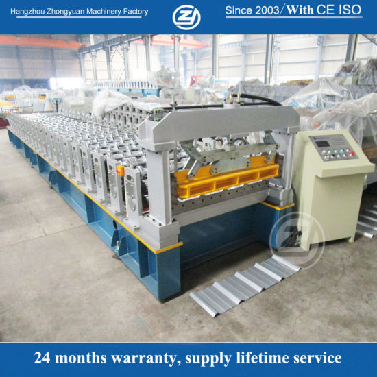 Roof Wall Sheet Roll Forming Machine pictures & photos