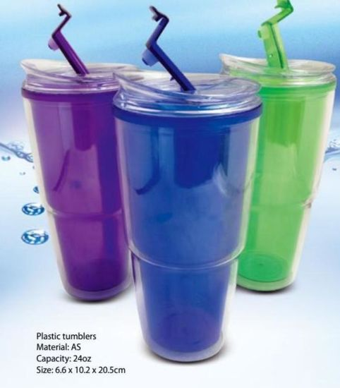 Best Selling Double Wall Plastic Tumbler