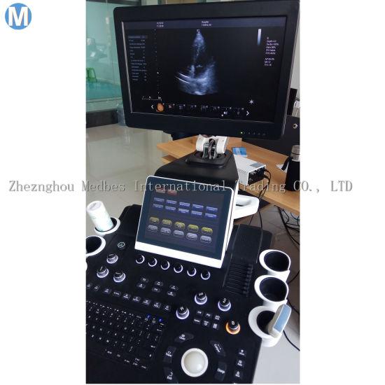 New 3D/4D Trolley Diagnostic Ultrasound Scanner