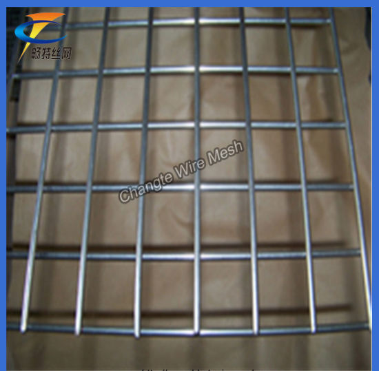 Hot Sale High Quality Galvanized Welded Wire Mesh Panel