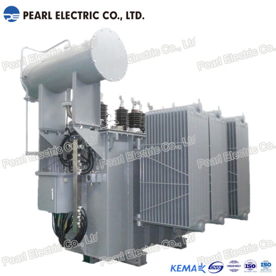 Ssz11-31500~240000kVA (220KV) Three Windings Power Transformer with on-Load Tap-Changer