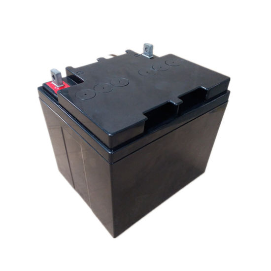 Low Self-Discharge Rate Power Battery 12V 40ah for UPS System pictures & photos