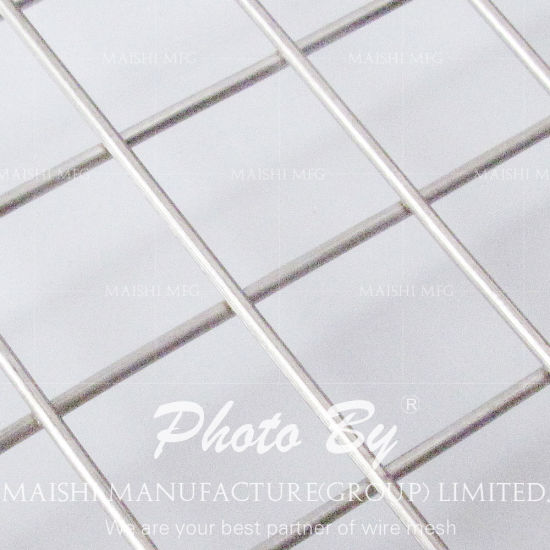 China 304 Stainless Steel Welded Wire Mesh Panel - China 1/2\