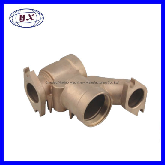 OEM Service Stainless Steel Aluminum Brass Precision Sand Casting with Machining for Tractor, Valve, Auto Engine, Agricultural Pump Spare Parts