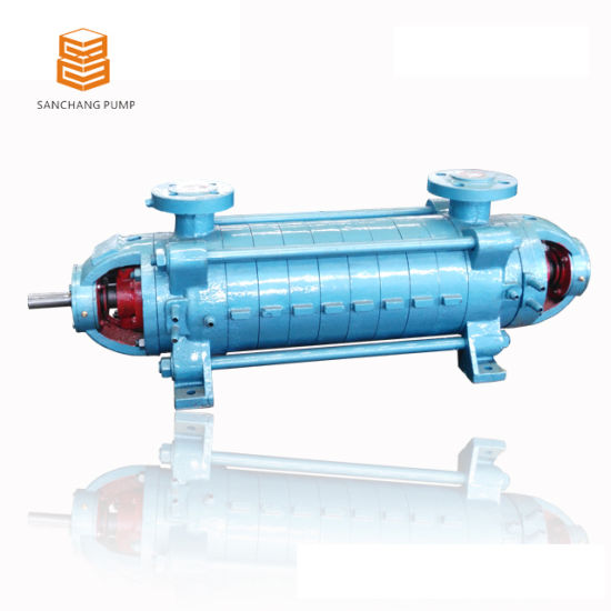 China High Pressure Multistage Boiler Feed Water Pump with Ce ...