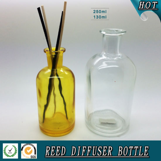 Reed Diffuser Glass Bottle 250ml 200ml 120ml pictures & photos