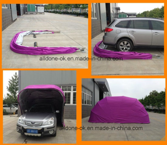 Folding Scooter ATV Boat Car Cover Garage Carport Tents Shelter pictures & photos