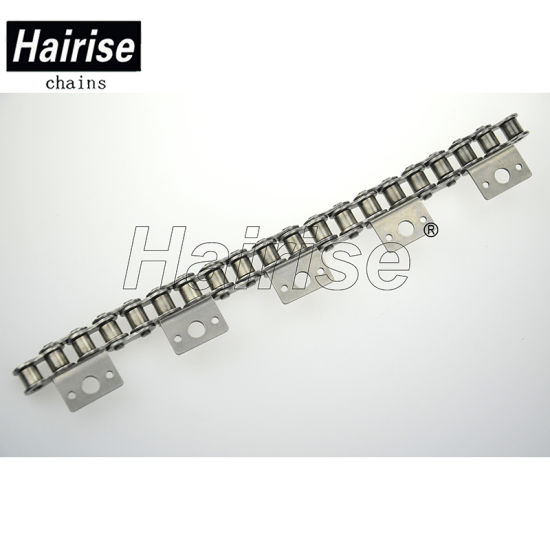 Hairise Stainless Steel Material Abrasion Resistant Roller Chains pictures & photos