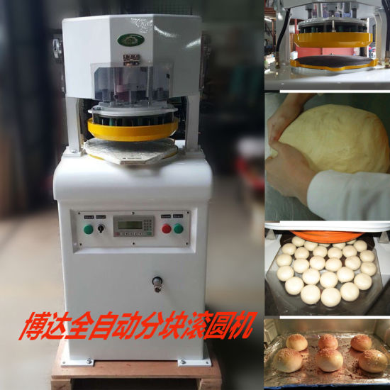 Automatic Dough Divider and Rounder Machine/Bakery Dough Divider pictures & photos