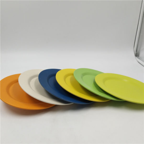 Custom Bio Degradable Recycled Wedding Dinner Dishes Plates