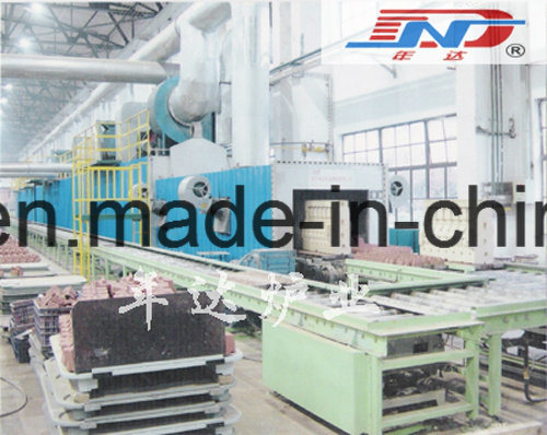 Hot Air Core Drying Furnace pictures & photos
