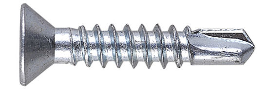 Csk Head, DIN7504p Drilling Screw pictures & photos