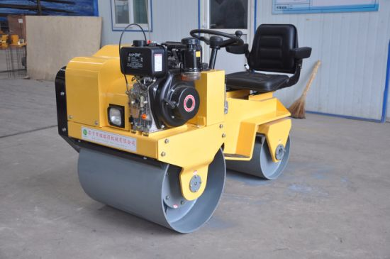 Single Drum Road Roller (FYL700) pictures & photos