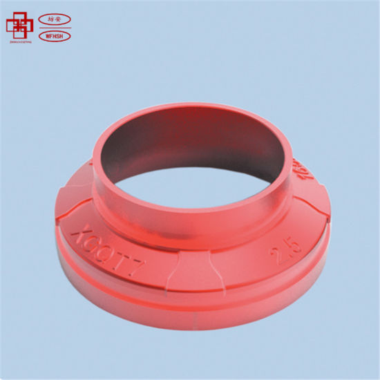 Professional Hydraulic Fitting Manufacturer Grooved Pipe Fitting