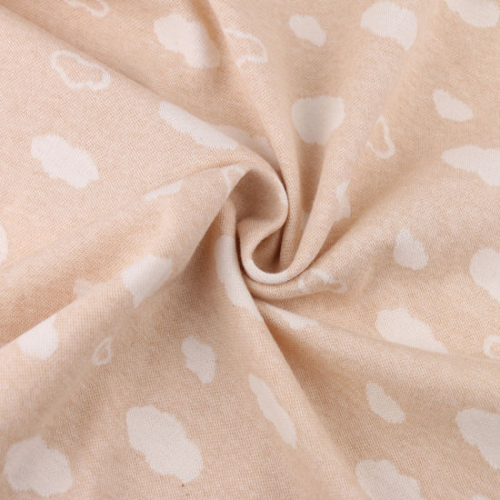 China Wholesale Certified Organic Cotton Jersey Fabric Organic Baby