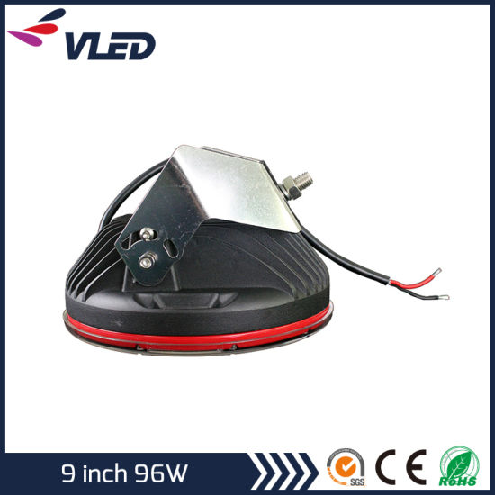 Hot Sale 96W C Ree LED Work Light off Road Lights Fog Driving Lamp Flood Beam 90degree for Truck SUV pictures & photos