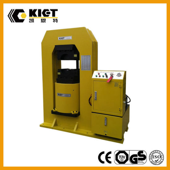 Kiet Brand Steel Wire Rope Hydraulic Swage Press pictures & photos
