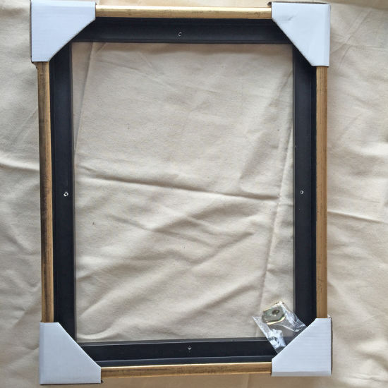 China Canvas & Oil Panting Frame 108*138cm - China Oli Picture Frame ...