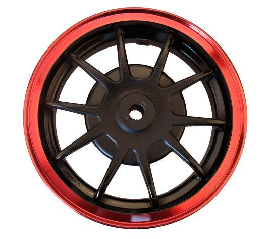 Motorcycle Parts Motorcycle Aluminum Wheel Refit Wheel