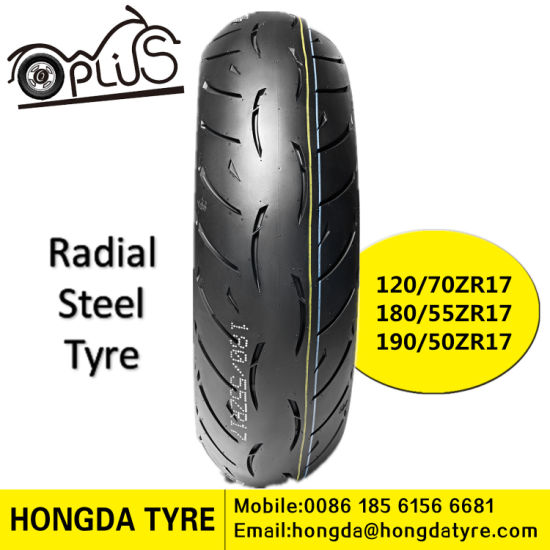 China Dual Compound Technologymotorcycle Radial Tyre 120 70r17 180 60r17 Radial Motorcycle Tire China Radial Steel Tyre Radial Steel Tire