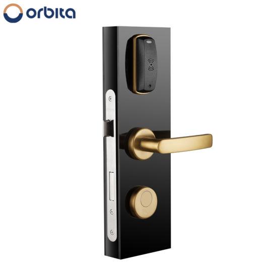 China Euro Size Popular Electronic Smart Lock RFID Lock for