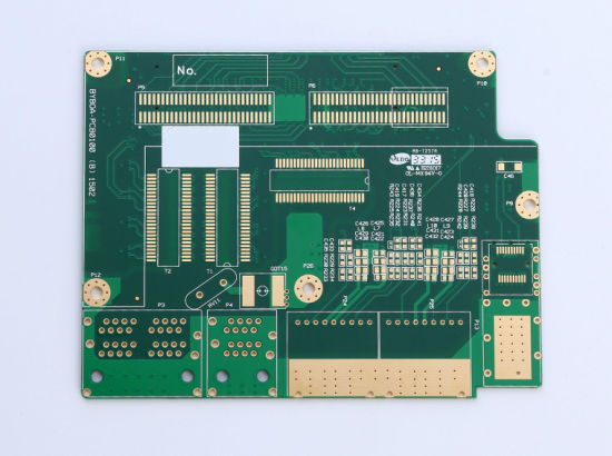 China Custom Fr-4 Blank PCB Circuit Board Design and Manufacturing