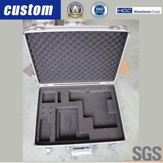 Custom Aluminum Case & Box with Custom Foam