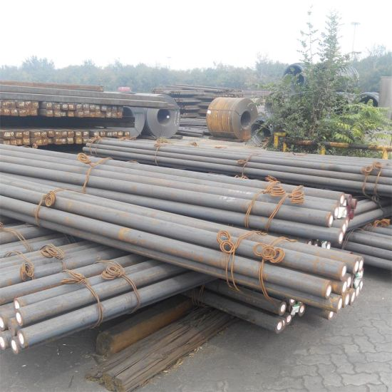 20crmnti/Smk22/Scm421 Hot Rolled Alloy Steel Round Bars for Bearing