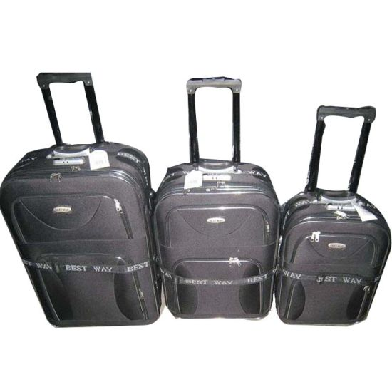 055666b38bc4 China Africa Nice Cheap Semi Finished Suitcase in CKD Type - China ...