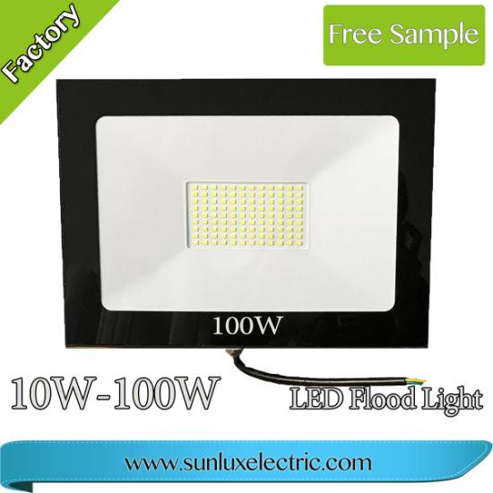 50W/100W/150W/200W LED Street Floodlight for Outdoor/Square