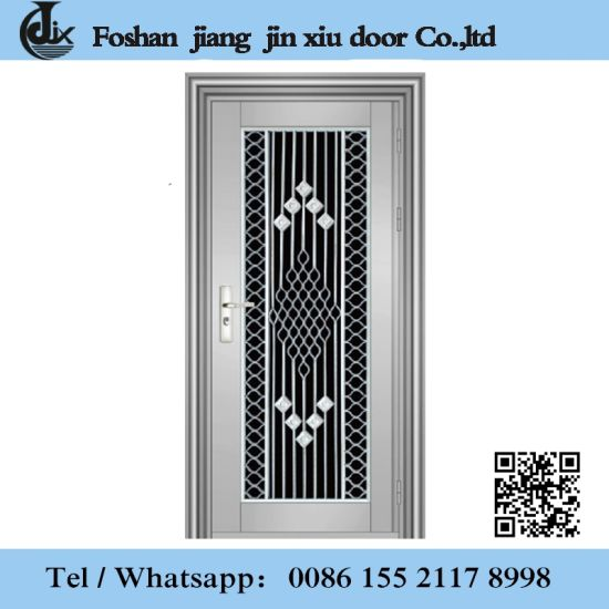 Top Sale High Quality Exterior Metal Steel Door pictures & photos
