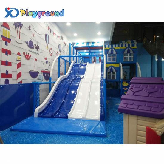 china ocean theme round shape play zone kids indoor playground games