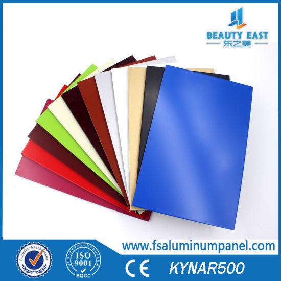 Size 5mm Aluminium Composite Panel ACP Sheet
