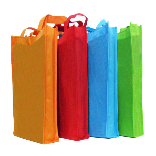 Spunbond Non-Woven Printed for Bags pictures & photos