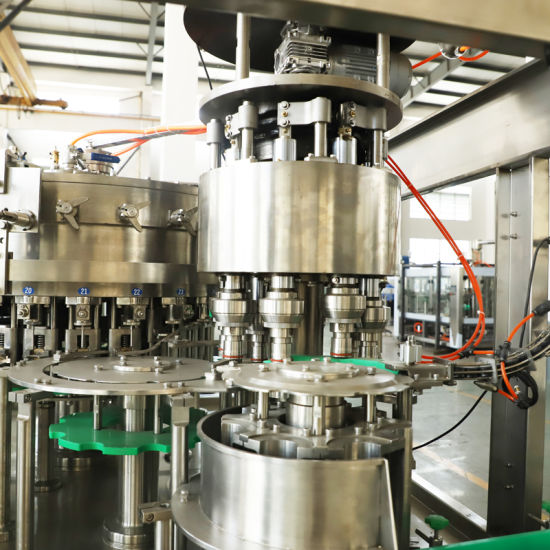 Automatic Monoblock Carbonated Beverage Filling Machine for Africa Market pictures & photos