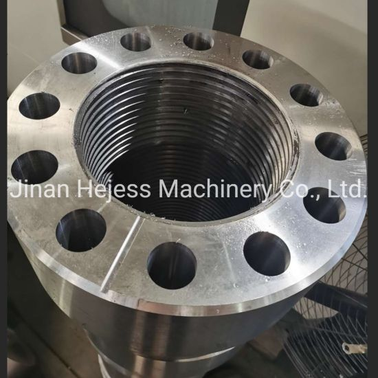 Forged Flange Forged Nut Forged Liner Used for Wellhead