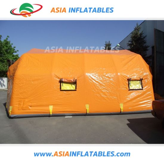Large Inflatable Medical Tent for Red Cross