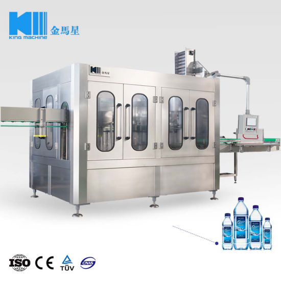 Mineral Water Filling Machine/Equipments/Line (CGF)