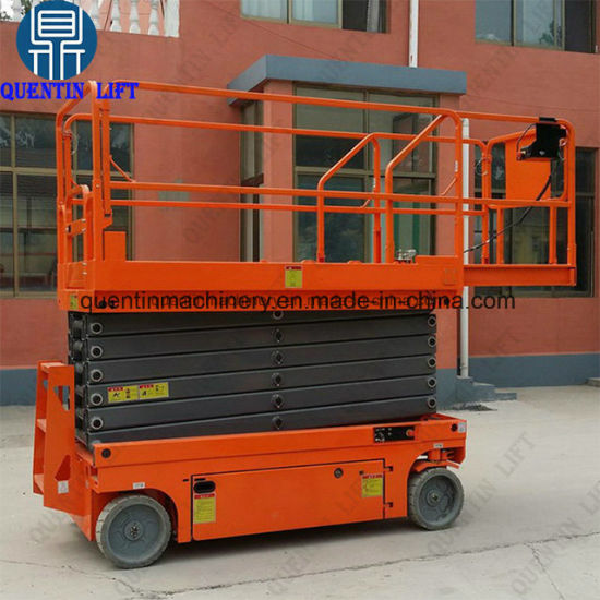 China Airport Practical Hydraulic Jlg/Genie Equivalent