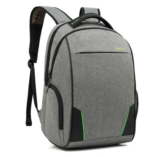 Big Capacity Double Shoulder Business Travel Computer Notebook Laptop  Backpack Bag (CY1862) pictures   93a6685ba8802