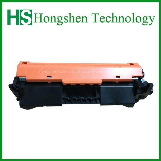 Compatible HP Original CF217A/17A Black Toner Cartridge for (HP LaserJet PRO M102A/M102/M130A) Laser Printer