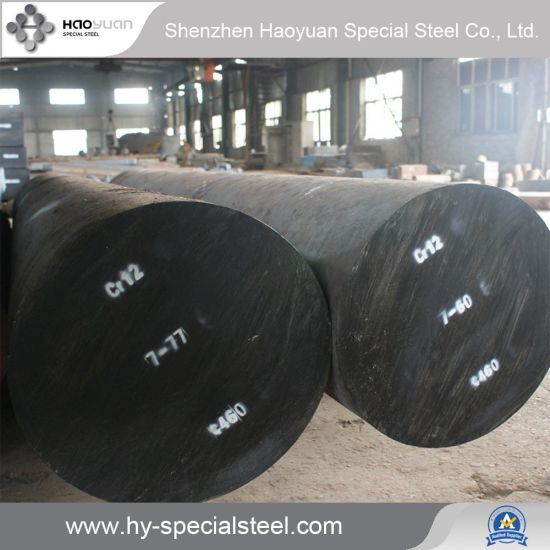 D3 1.2080 Cr12 Cold Work Steel