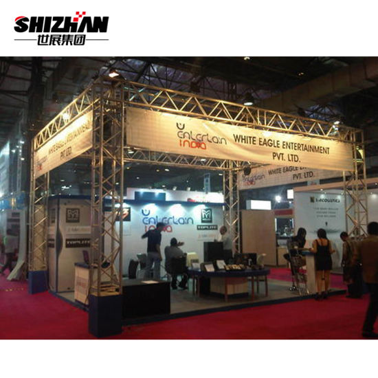 Line Array Aluminum Banner Truss Used for Putting up Posters