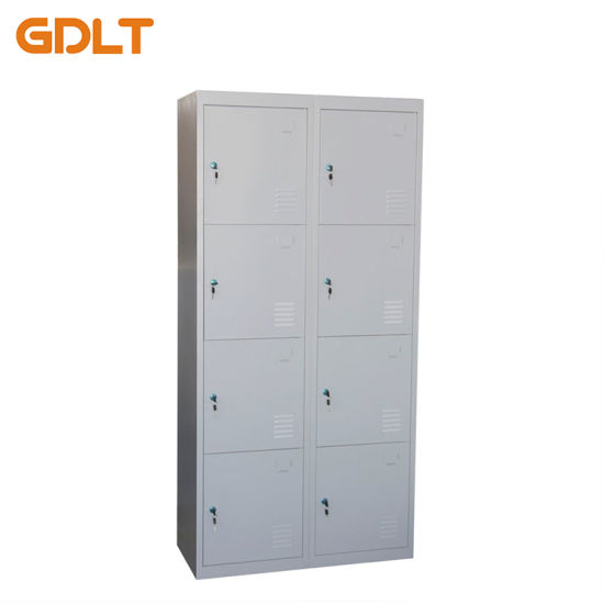 China Office Furniture Used School Lockers For Sale 8 Door