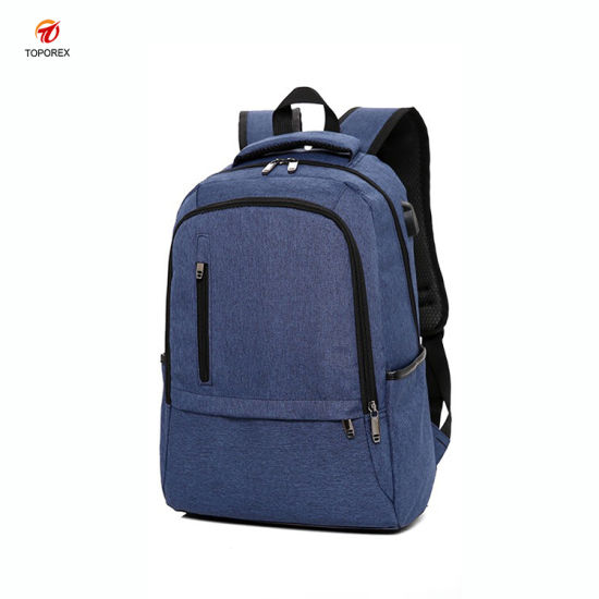 Good Quality Travel Waterproof Shoulder Bag Outdoor Sports Laptop Backpack with USB Charging