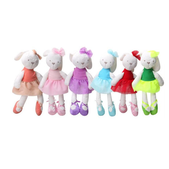 Wholesale Soft Stuffed Baby Doll Toy Plush Cuddle Doll pictures & photos