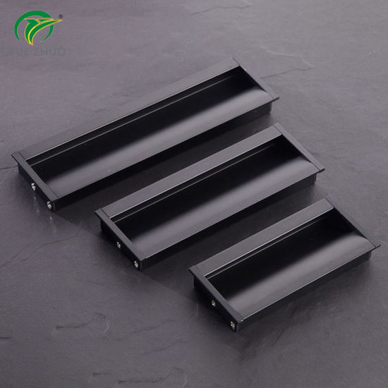 High Quality Recessed Cabinet Handles Embedded Drawer Pull