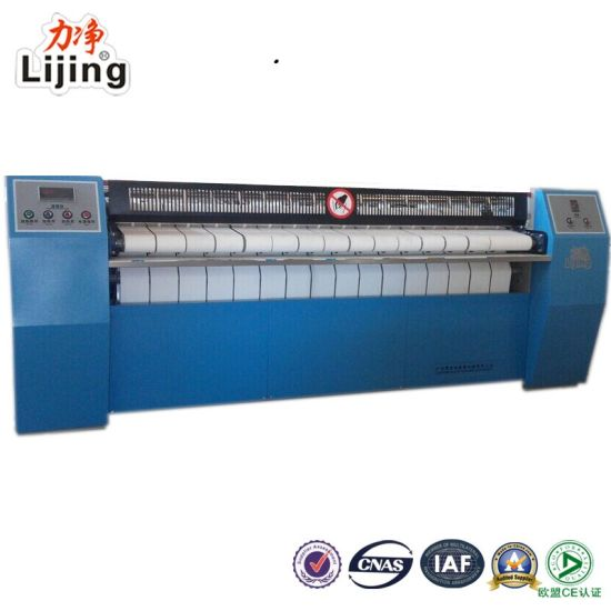 2800mm Laundry Used Bed Sheets Ironing Machine